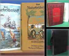 Abenteuer Sammlung erstellt von Antiquariat Deinbacher
