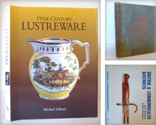 Antiques Curated by ARABESQUE BOOKS