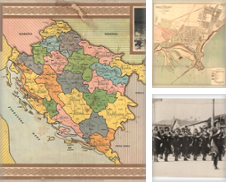 Maps & Prints Curated by Antiquariat Dasa Pahor