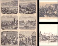 Balkan GRAPHIK Sammlung erstellt von Carl Adler's Buch- und Graphikkabinett