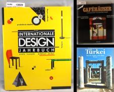 Architektur & Innenarchitektur & Design Sammlung erstellt von Die Büchertruhe