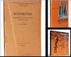 ANTHROPOLOGIE, ETHNOLOGIE anthropology, ethnology Sammlung erstellt von Antiquariat Stefan Wulf