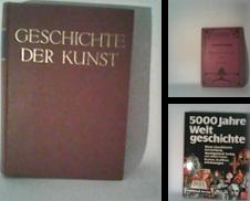 Geschichte Sammlung erstellt von Antiquariat Schloßbücher