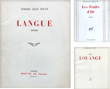 French Curated by Jack Baldwin Rare Books