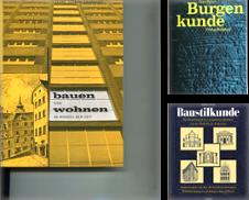 Architektur Sammlung erstellt von Antiquariat Buchkauz