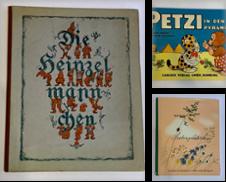 Bilderbücher Sammlung erstellt von Antiquariat Gertrud Thelen