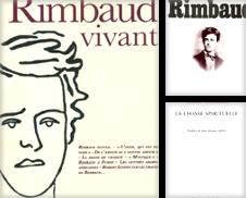 Arthur Rimbaud Di Fellner Art Books