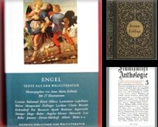Anthologien Sammlung erstellt von Versandantiquariat  Rainer Wölfel