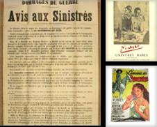 Affiches Proposé par Librairie du Bacchanal