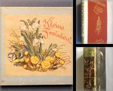 0500 Anthologien, Almanache Sammlung erstellt von Antiquariat Josef Müller