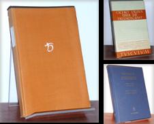 Antike, Altphilologie Sammlung erstellt von Antiquariat Heinz Ballmert