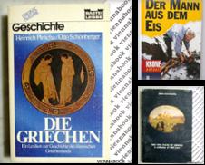 Archäologie Sammlung erstellt von viennabook Marc Podhorsky e. U.