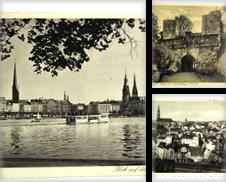Ansichtskarten Deutschland Sammlung erstellt von Antiquariat Bäßler