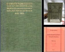 Almanache und Verlagsverzeichnisse Curated by terrahe.oswald