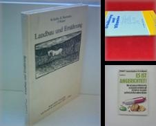 Ernährung Sammlung erstellt von Antiquariat Nam, UstId: DE164665634