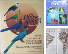 Books About Birds-Ornithology Curated by Quathlamba Winds Books
