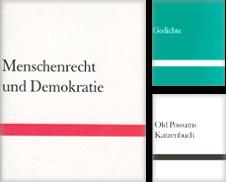 Bibliothek Suhrkamp Sammlung erstellt von Wanda Schwörer