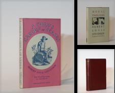 1-Robert Louis Stevenson Proposé par Contact Editions, ABAC, ILAB