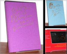 Anthroposophie Sammlung erstellt von Antiquariat Heinz Ballmert