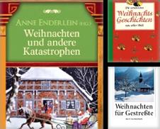 Advent Sammlung erstellt von Versandantiquariat Willi Mattutat