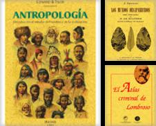 Antropologia de Librería Maxtor