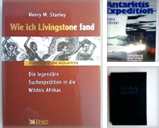 Abenteuer, Entdeckungen, Reisebeschreibungen Sammlung erstellt von Antiquariat Buchhandel Daniel Viertel