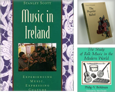 Folk Music Curated by Austin Sherlaw-Johnson, Secondhand Music