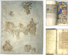 French Manuscripts Curated by Les Enluminures (ABAA & ILAB)