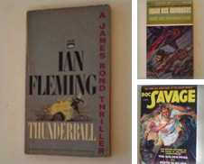 Adventure Curated by Powdersmoke Pulps