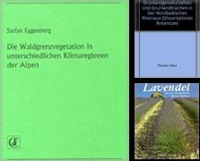 Botanik (Botany) Sammlung erstellt von Ganymed - Wissenschaftliches Antiquariat