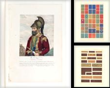 Decorative Sammlung erstellt von Robert Frew Ltd. ABA ILAB