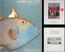 Auktionskatalog Sammlung erstellt von Logo Books Buch-Antiquariat