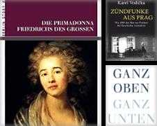 Deutsche Geschichte Sammlung erstellt von Latina Lavapies Antiquariat