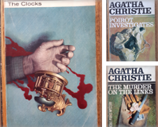 Agatha Christie Curated by Garden City Books