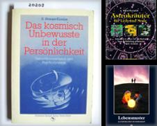 Astrologie Sammlung erstellt von Buchparadies Rahel-Medea Ruoss