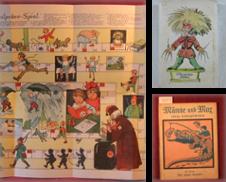 Böse Kinder, Struwwelpeter, Struwwelpetriaden Sammlung erstellt von Wolfgang Kohlweyer