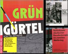 Architektur, Bauwesen und Handwerk Sammlung erstellt von Antiquariat Torsten Bernhardt eK