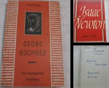 Biographien Sammlung erstellt von Altmärkisches Antiquariat