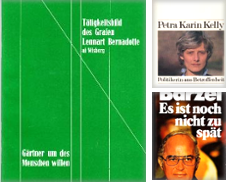 Biographien Sammlung erstellt von Buchversand Joachim Neumann