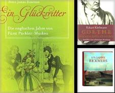 Biographien Sammlung erstellt von   Jon Gordes