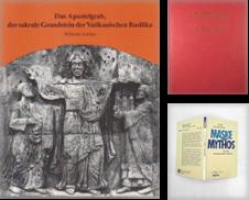 Archäologie Sammlung erstellt von Antiquariat Eule