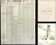 Abraham Lincoln Sammlung erstellt von Seth Kaller Inc.