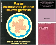 10 Philosophie Curated by Antiquariat Bücherwurm