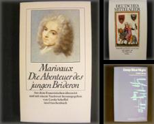 Lesefutter Sammlung erstellt von Antiquariat Ströter