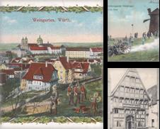 AK-Deutschland PLZ-7 Sammlung erstellt von Allgäuer Online Antiquariat
