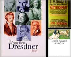Anthologie Sammlung erstellt von Antiquariat Eule