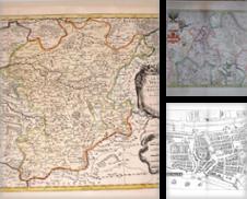 Alte Landkarten & Stiche Sammlung erstellt von Altstadt-Antiquariat Nowicki-Hecht UG