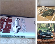 Aston Martin Curated by Armchair Motorist