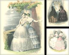 Graphik - Mode & Kostüme Sammlung erstellt von Franziska Bierl Antiquariat