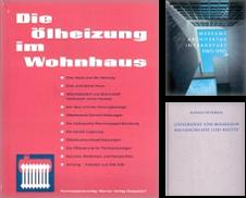 Architektur und Bauwesen Sammlung erstellt von ANTIQUARIAT & kunst Annelore Westerheyde